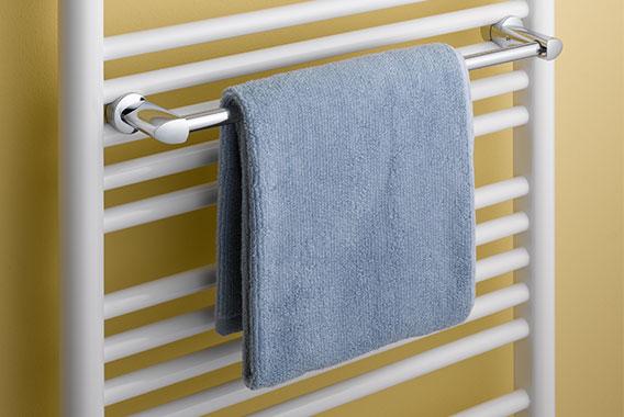 Handtuchbügel für Kermi Geneo circle Design- und Badheizkörper